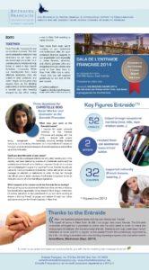 Newsletter Fall 2014